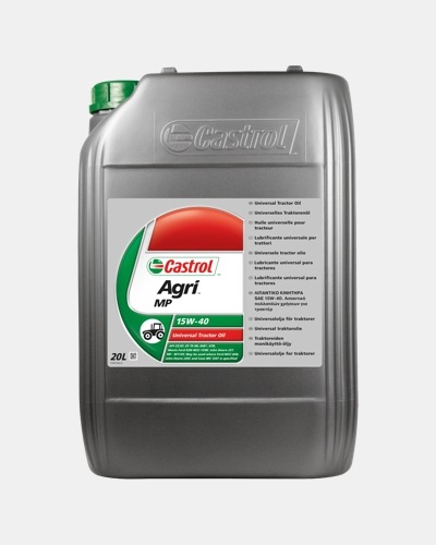 Castrol Agri MP 15W-40 Thumb