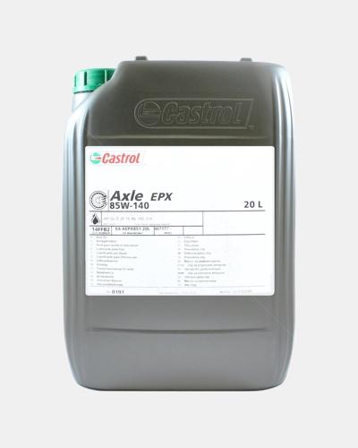 Castrol Axle EPX 85W-140 Thumb