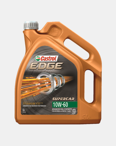 Castrol Edge Supercar 10W-60 Thumb