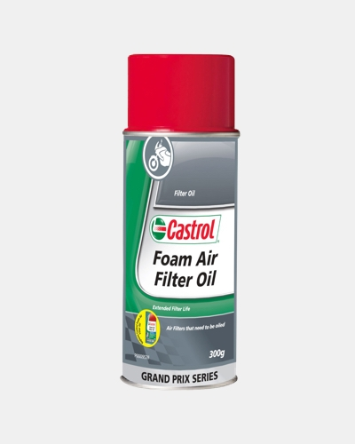Castrol Foam Air Filter Oil Thumb