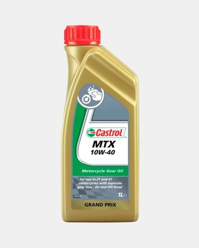 Castrol Mtx 10W-40 Thumb