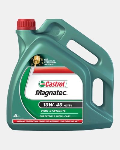 Castrol Magnatec Diesel 10W-40 B4 Thumb