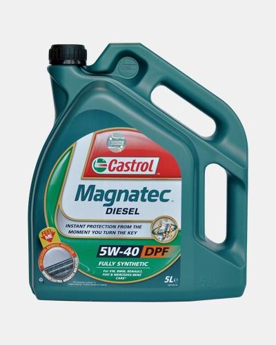 Castrol Magnatec Diesel 5W-40 Dpf Thumb