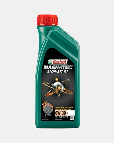 Castrol Magnatec Stop Start 0W-30 D Thumb