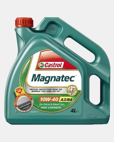 Castrol Magnatec 10W-40 A3/B4 Thumb