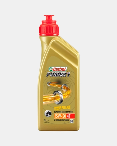Castrol Power 1 4T 15W-50 Thumb