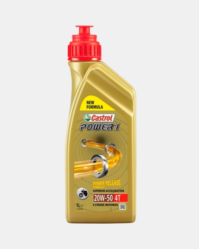 Castrol Power 1 4T 20W-50 Thumb