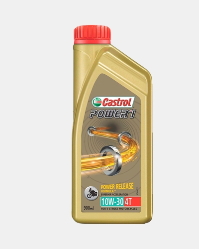 Castrol Power 1 4T 10W-30 Thumb