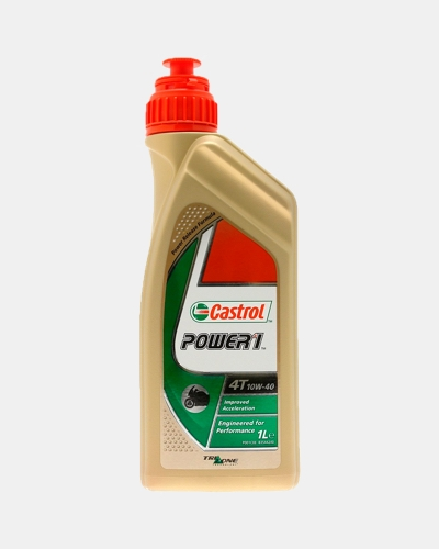 Castrol Power 1 4T 10W-40 Thumb