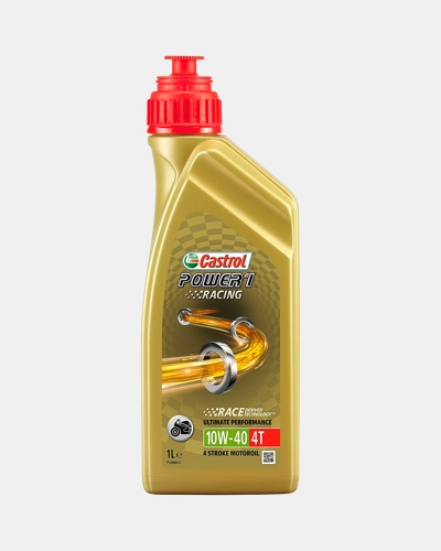 Castrol Power 1 Racing 4T 10W-40 Thumb