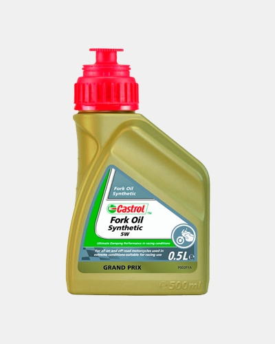 Castrol Synthetic Fork Oil 5W Thumb