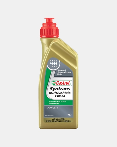 Castrol Syntrans Multivehicle 75W-90 Thumb
