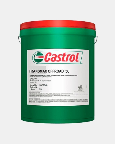 Castrol Transmax Off Road 50 Thumb