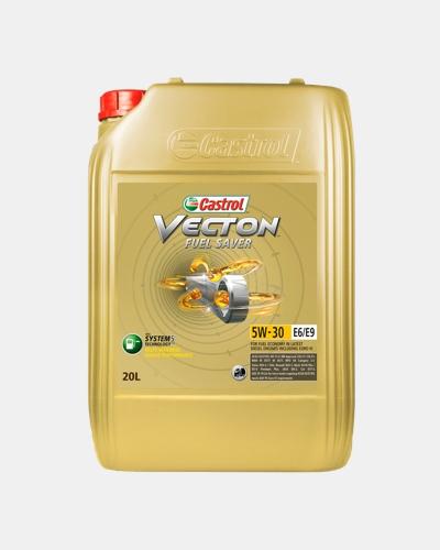 Castrol VECTON Fuel Saver 5W-30 E6-E9 Thumb