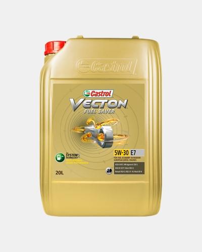 Castrol VECTON Fuel Saver 5W-30 E7 Thumb