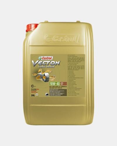Castrol Vecton Long Drain 10W-40 E7 Thumb