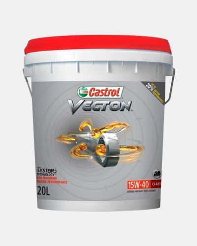 Castrol Vecton 15W-40 CJ-4-E9 Thumb